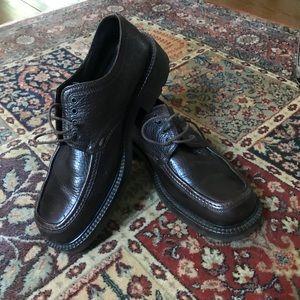 Hugo Boss Men's Dress Shoe Brown size 8.5